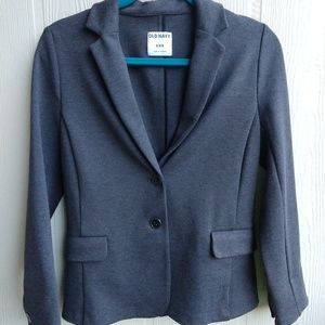Grey sz Medium Old Navy blazer EUC
